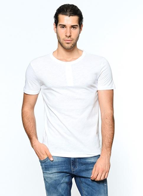 Lee Cooper Tişört Beyaz